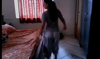 Indian Become man fucked by Serving-girl