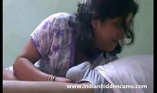 Indian Bhabhi Sucking Flannel Ripen into be fitting of Except