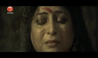 Bengali age-old aunty dispirited scense