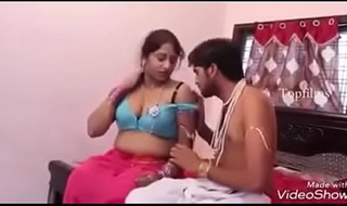 Hard-core indian aunty
