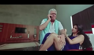 Om Puri and Mallika Sherawat Fucking Nude Scene - Hot Masala Scenes from Bollywood Movie Dirty Politics - Blowjob