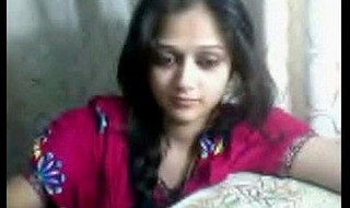 Live Sex - Indian Tean on Webcam showing her titties